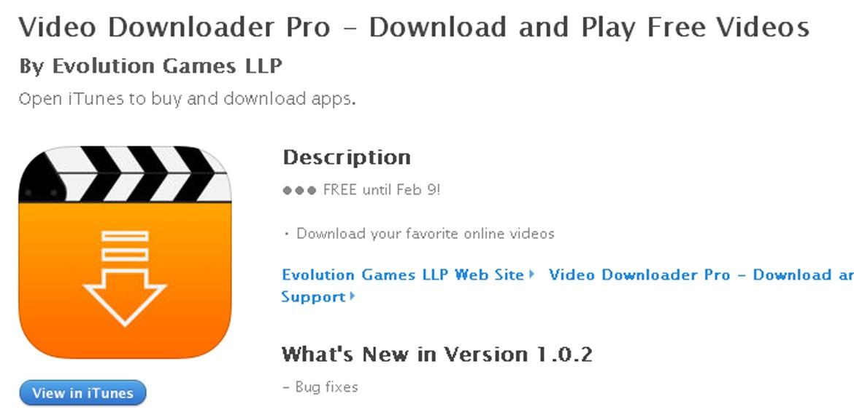 videro pro app